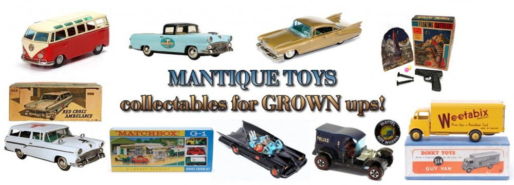 SPECIALISING IN ANTIQUE TOYS